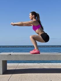 Trucos y ejercicios para tener nalgas atractivas y firmes