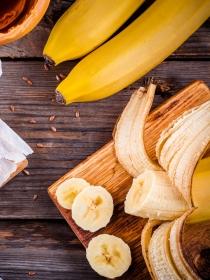 Propiedades del plátano contra depresión e hipertensión