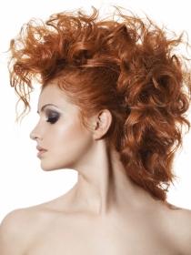 Peinados extravagantes, llamativos y divertidos