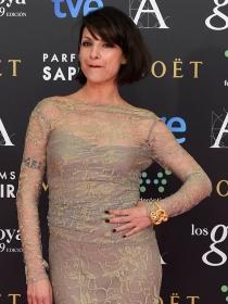 El polémico desnudo integral de Najwa Nimri en Interviú