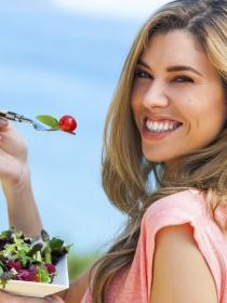 Cómo adelgazar haciendo ejercicio y con una dieta sana