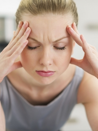 Diadema vs el dolor de cabeza