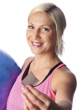 Chocolate y menopausia