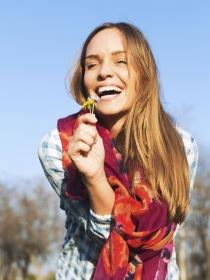 Mensajes de alegría: no te olvides de sonreír