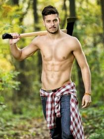 Cómo ser un sexy hombre de los bosques