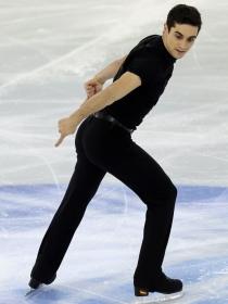 Javier Fernández, un patinador de éxito