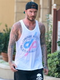 David Beckham, un eterno icono de moda