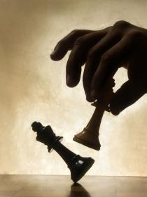 Soñar con ajedrez: necesitas un plan