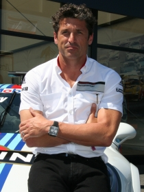 Patrick Dempsey, el eterno doctor macizo en Le Mans