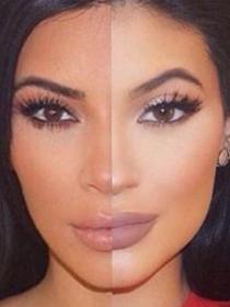 Kylie Jenner, su bikini más hot y el parecido con Kim Kardashian
