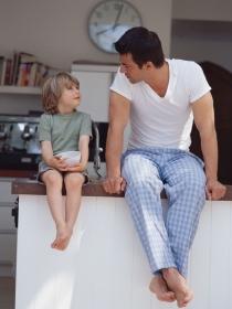 Cómo adaptarte a un hombre que ya tiene hijos