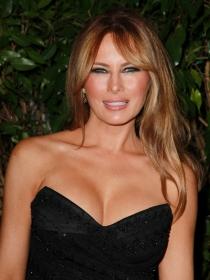 Melania Trump, la sexy modelo que podría ser Primera Dama