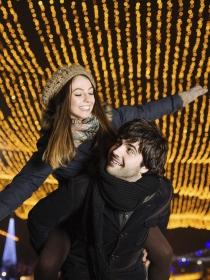 Dulce y romántica Navidad: frases para las fiestas navideñas
