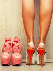 Heridas en los pies con los zapatos: adiós dolor