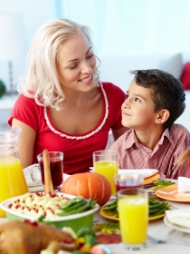 Carta de amor para Acción de Gracias: las mayores bendiciones