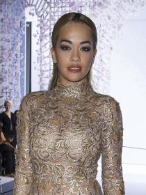 Paris Fashion Week: Rita Ora fabulosa para Ralph & Russo