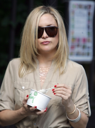 La dieta alcalina de Kate Hudson