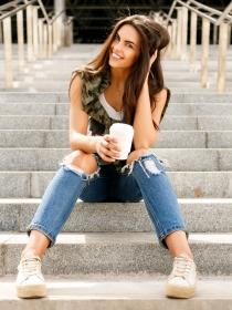 Dieta: alimentos para que no se caiga el cabello femenino