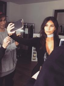 Kim Kardashian: 6.000 selfies en México y otras excentricidades