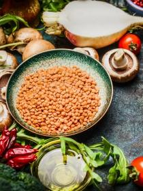 Por qué la comida vegana es buena para tu dieta