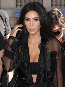 Imita el maquillaje de día más natural de Kim Kardashian