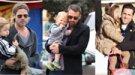 Día del padre: famosos, guapos y padrazos