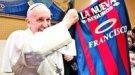 El fútbol, el 'pecado' del Papa Francisco a pesar de Tinelli y Messi