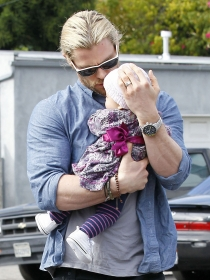Chris Hemsworth: actor, marido de Elsa Pataky y padrazo