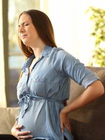 Dolor de espalda durante el embarazo: tipos, causas y remedios prácticos