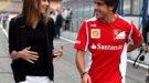 GP de Mónaco: Dasha Kapustina, el apoyo de Fernando Alonso en el mundial