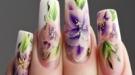 Tipos de uñas postizas: cómo ponerse uñas acrílicas