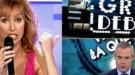 Guerra de presentadores en Telecinco: patada a Jordi González y abrazo a Emma García