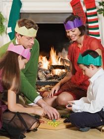 Juegos para una Navidad en familia