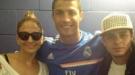 Jennifer López comparte vestuario con Sergio Ramos y Cristiano Ronaldo