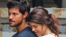 Taylor Lautner acosado por las chicas ¿qué pensará Margie Avgeropoulos?