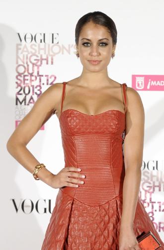 Hiba Abouk, los vestidos rojos más sensuales