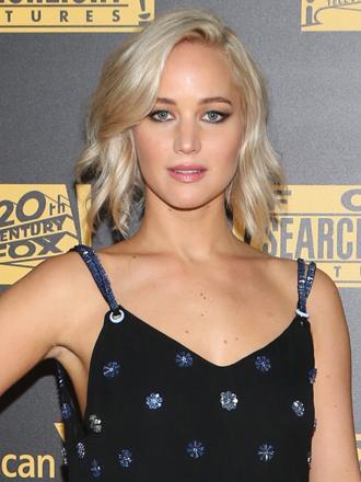 Consejos de maquillaje para ojos azules a lo Jennifer Lawrence