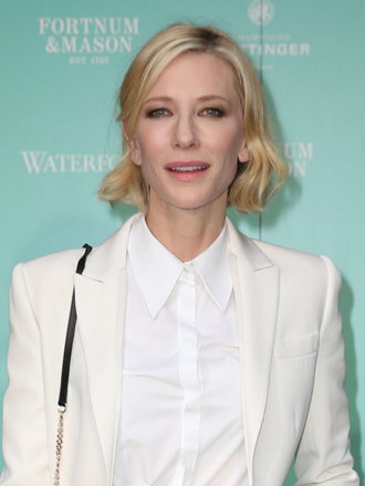 Traje de chaqueta: Saca tu lado ejecutivo a lo Cate Blanchett