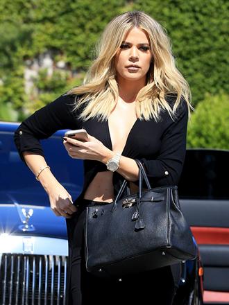 Twitter: Khloé Kardashian saca las uñas contra Chloë Grace