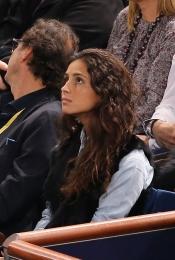 Xisca Perelló, en las buenas y en las malas con su novio Rafa Nadal