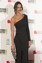 Eva González, tan sencilla como guapa