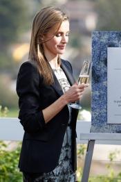 La Princesa Letizia odia los brindis: nueva situación comprometida en EEUU