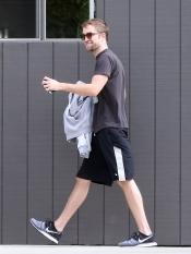 Robert Pattinson, un vampiro con alma de deportista