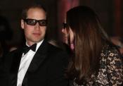 La cara más divertida de Kate Middleton y el Príncipe Guilermo