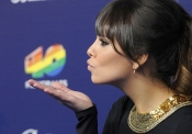 Cristina Pedroche, la más dulce de los Premios 40 Principales 2013
