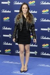 El look de Tamara Flacó en los Premios 40 Principales 2013