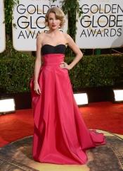 Taylor Swift, la más guapa de los Globos de Oro 2014