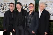 U2, invitados de lujo en los Globos de Oro 2014