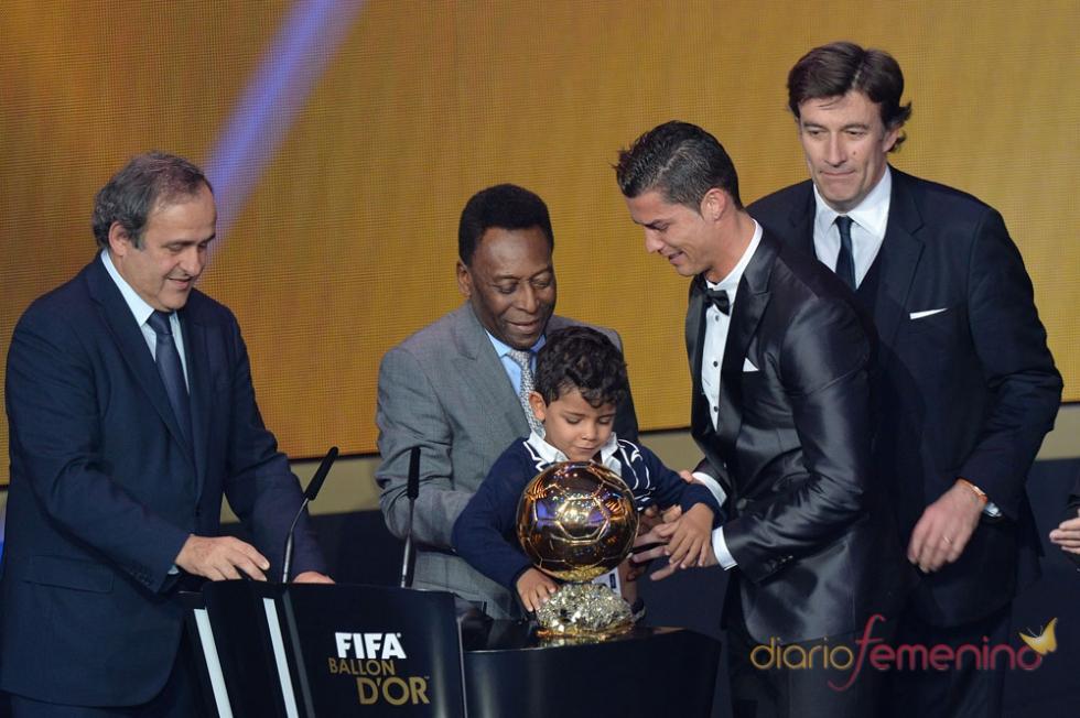 Madre Del Hijo de Cristiano Ronaldo Cristiano Ronaldo y su Hijo