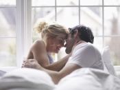 Si no hay sexo, sois amigos: una pareja funciona en la cama